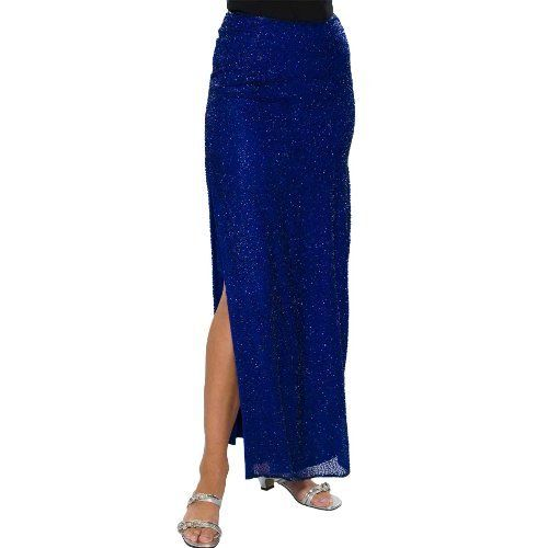 Beaded Evening Skirt for Evening, Formal, Holiday, Party, Wedding by Sean Collection (678) Royal Sean Collection. $69.00