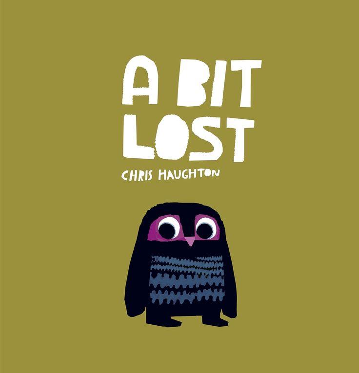 'A Bit Lost' – Chris Haughton