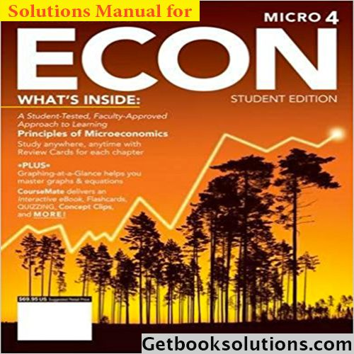 200 best solutions manual images on pinterest solution manual for econ microeconomics 4th edition by mceachern fandeluxe Image collections