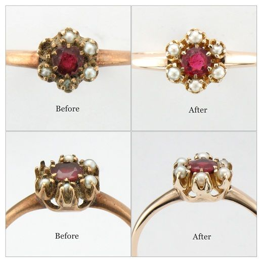 New We just added a few generations for this ruby ring us journey repair restore