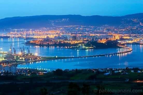 Ferrol hermosa!!!