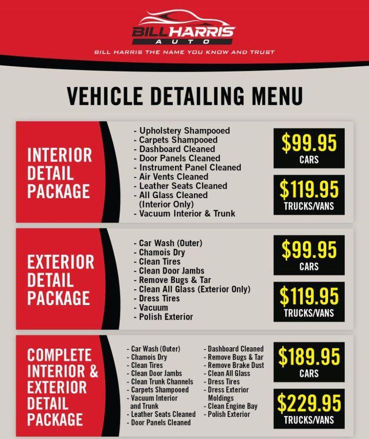 Car Interior Detailing Cost https//ift.tt/3ag2W3O in 2020