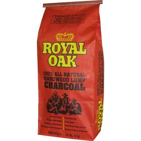 Royal Oak All-Natural Hardwood Lump Charcoal - Walmart.com