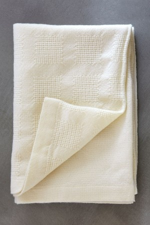 Pure wool baby blanket. An heirloom piece for your baby. Wool produced and woven in South Africa.