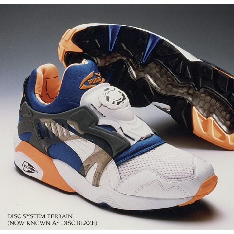 puma disc technology