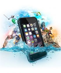 Lifeproof Fre Apple iPhone 6 Waterproof Case Zwart