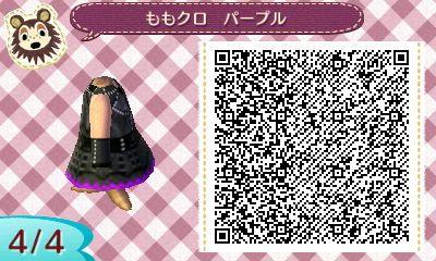 とび森 マイデザイン41■PROデザイン ももいろクローバーZ日本テレビ系ドラマ「悪夢ちゃん」主題歌「サラバ、愛しき悲しみたちよ」の衣装QRコードの再配布は禁止です。服のタイプ:ワンピース/長袖&ノースリーブ前に作成したももクロ衣装のメンバー全員のバージョン(色)を作成しました。↓しおりんの服を着た写真。↓QRコード公開 画像...