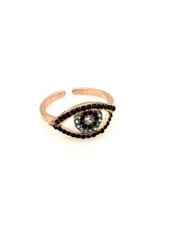 La Bella Donna - Γυναικειο δαχτυλιδι με στρας
