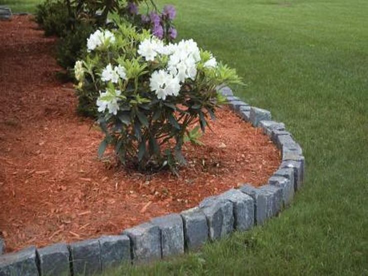 Attractive Images Of Gardens With Decorative Stones   Decorative Landscaping Edging  Stones