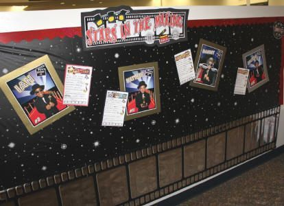 Hollywood Theme Classroom | Clutter-Free Classroom: Hollywood Themed Classroom Photos and Ideas ...