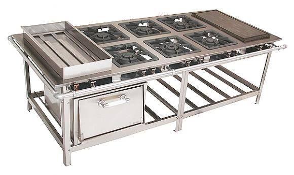 Cook Services: Limpeza e Regulagem de Fogões Industriais