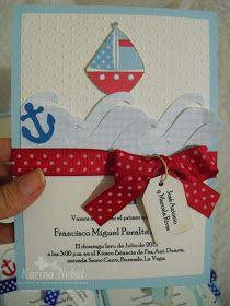 Hola!   El tema de marinero es uno muy buscado   y es que es taaaan bello!!!   Mis clientes me lo solicitan mucho y en el día de hoy   les...