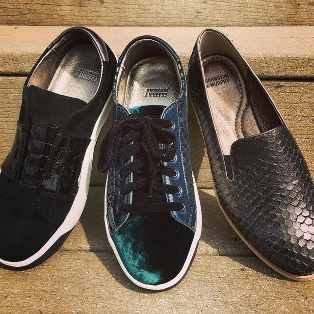 Eden Slip-On & Emerson Lace-Up // @stepin4mor