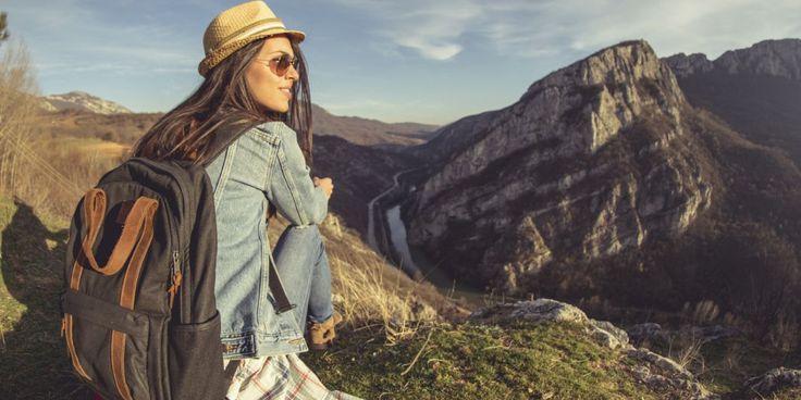 15 redenen waarom alleen reizen de max is.
