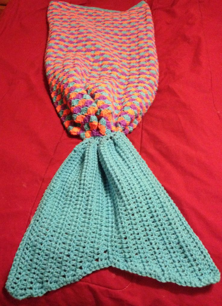 A personal favorite from my Etsy shop https://www.etsy.com/ca/listing/285605427/crochet-mermaid-tail