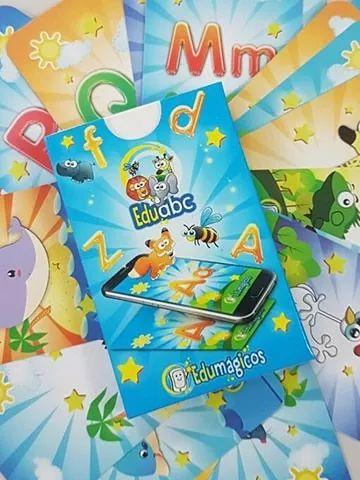 edumágicos - cartas mágicas para niños.
