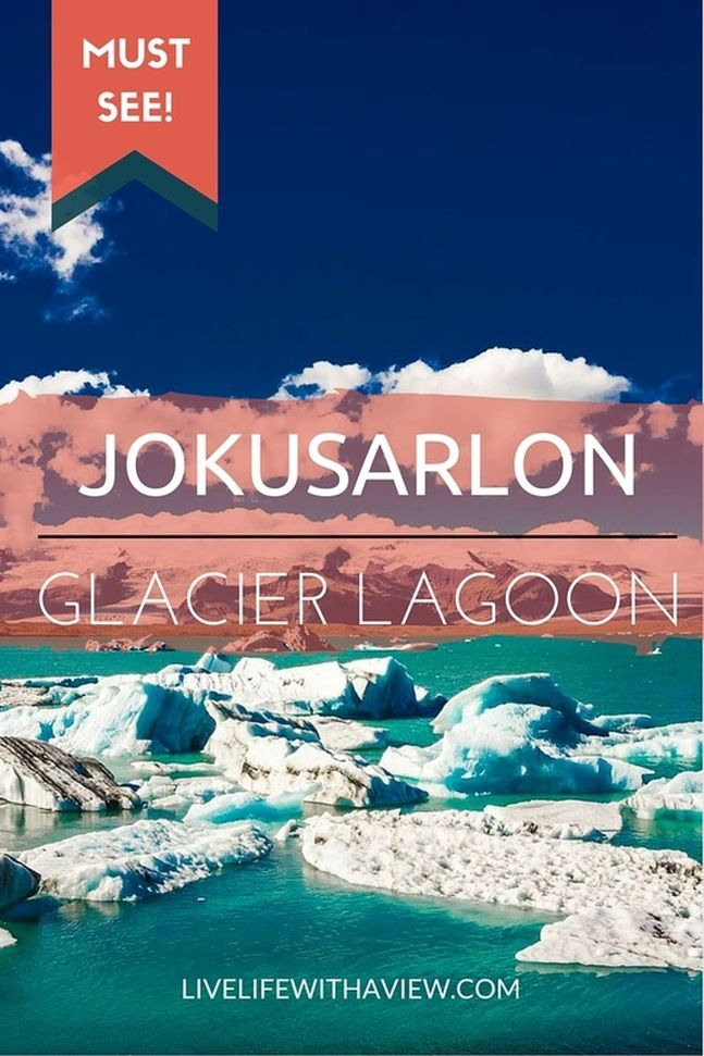 Jokusarlon Glacier Lagoon - A Must See in South Iceland! | Life With a View