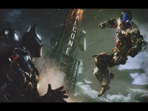 Batman Arkham Knight 20 Minute Gameplay Walkthrough/Demo - YouTube
