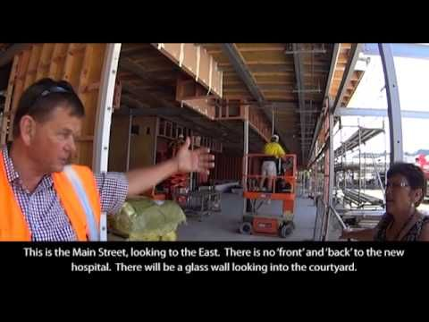 On the 20th December 2012 Project Waka opened the new Whakatane hospital development site to BoPDHB staff. Join them on their tour to see how things are progressing.