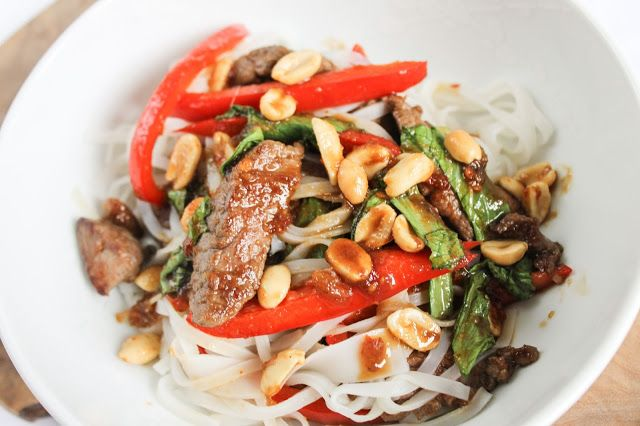 eat like you love yourself: Beef Noodles