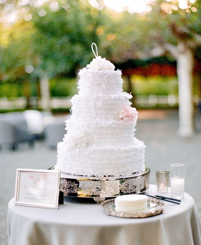 wedding cakes in lagunbeach ca%0A The Best of       Advice from Brides   Wedding Cake Alternatives   Photo   Jose