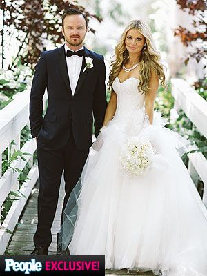 Aaron Paul Married Lauren Parsekian: Inside Their 'Magical' Wedding