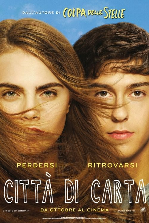 Paper Towns Full Movie Online 2015