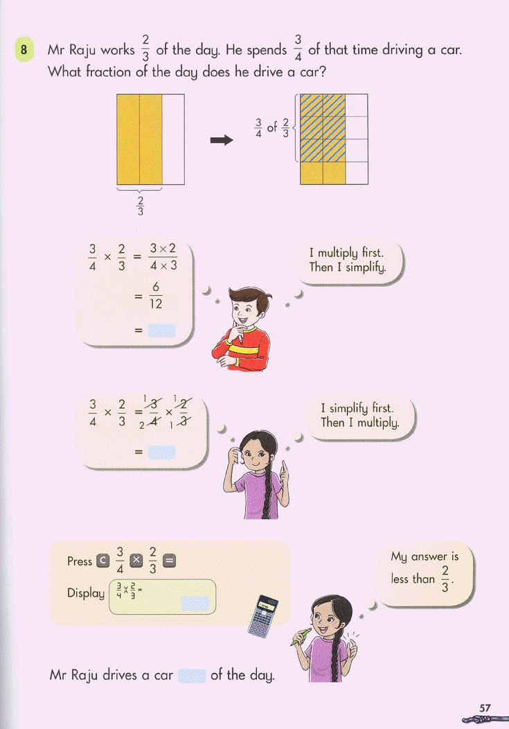 singapore math fractions worksheets - Google Search | Math ...