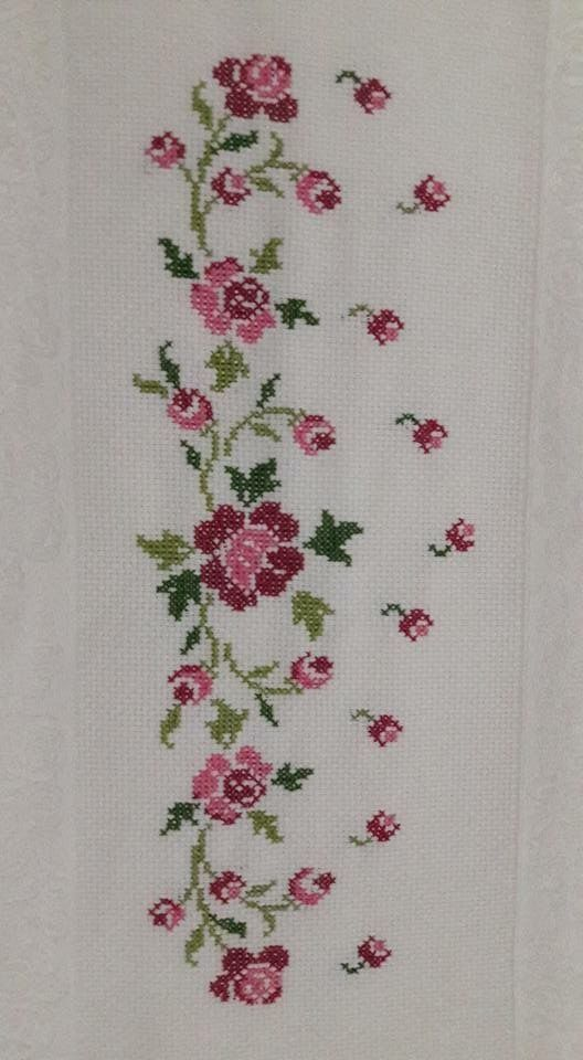 Rosenborte [] #<br/> # #Cross #Stitch,<br/> # #Cross #Stitch<br/>