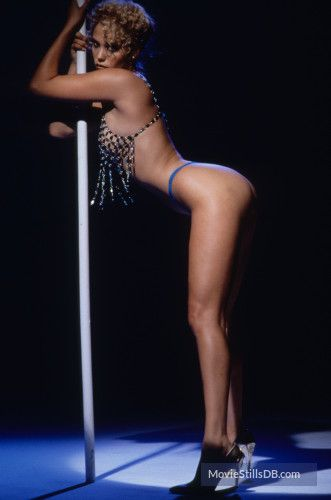 Showgirls - Promo shot of Elizabeth Berkley