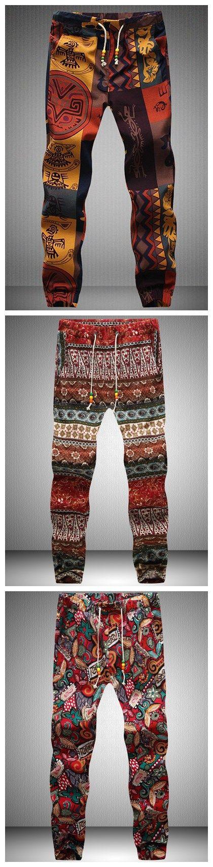 Men Pants,Jogger Pants,Men's Jogger Pants,Ethnic Style,boho fashion