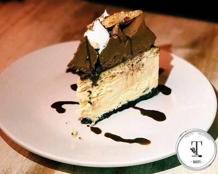 Cheesecake de Oreo Mila