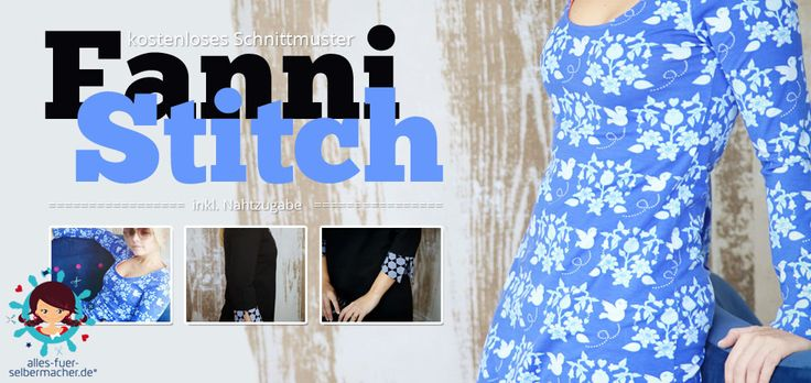 Dress Fanni-Stitch