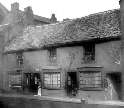 The Percy House, Cockermouth, England 1890
