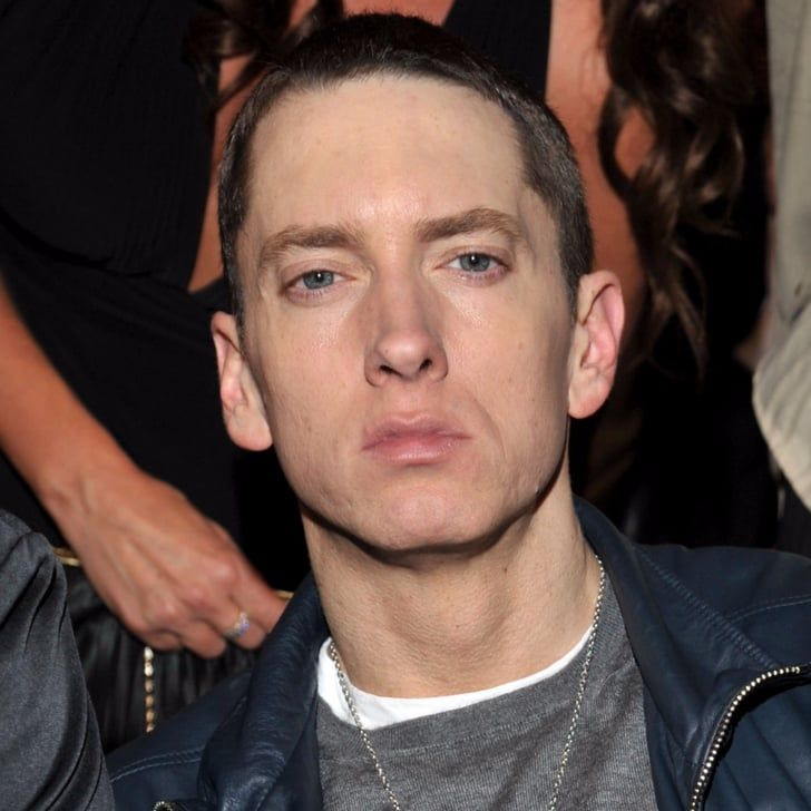 """Eminem Responds to a 10-Year-Old Fan With Prosthetic """"Eminem Legs"""""""