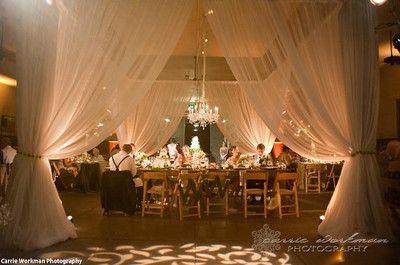 Planner: Angela Proffitt Venue: Belle Meade Plantation, Nashville Photographer: Carrie Workman Photography