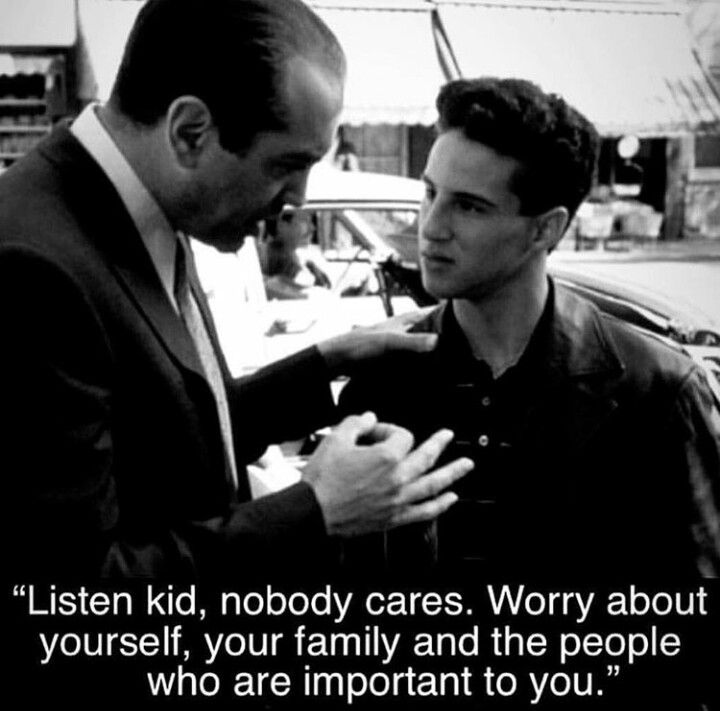 A Bronx Tale 1993 A Bronx Tale Quotes Gangster Quotes
