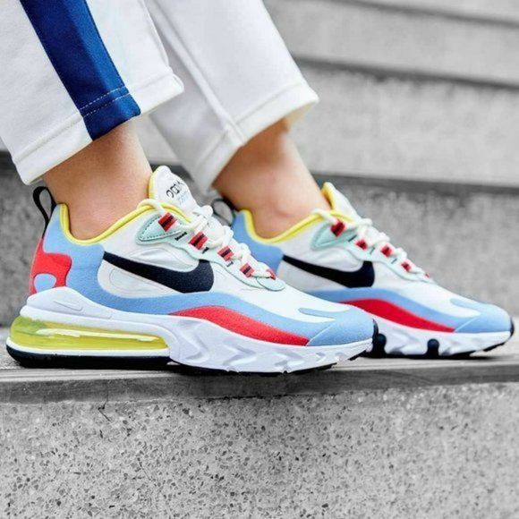 NEW Nike Air Max 270 React in 2020