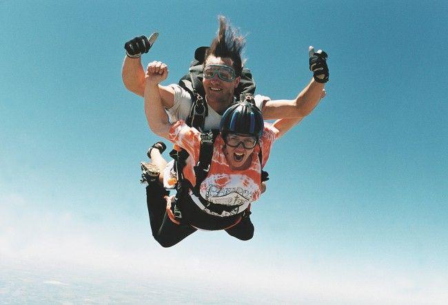 Skydive Kruger - Tandem skydiving