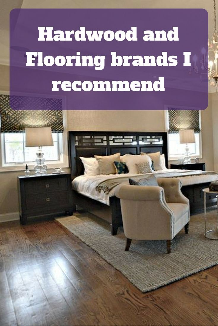 Hardwood and flooring brands that I recommend.  Click here to read more.