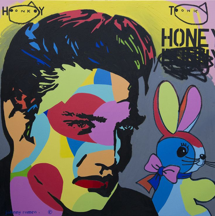 Honky Tonk - Johnny Romeo #wemadeitshop