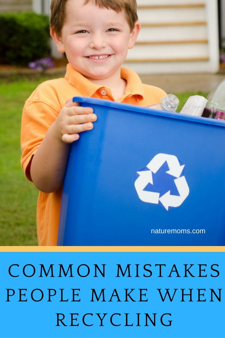 Common Mistakes People Make When Recycling