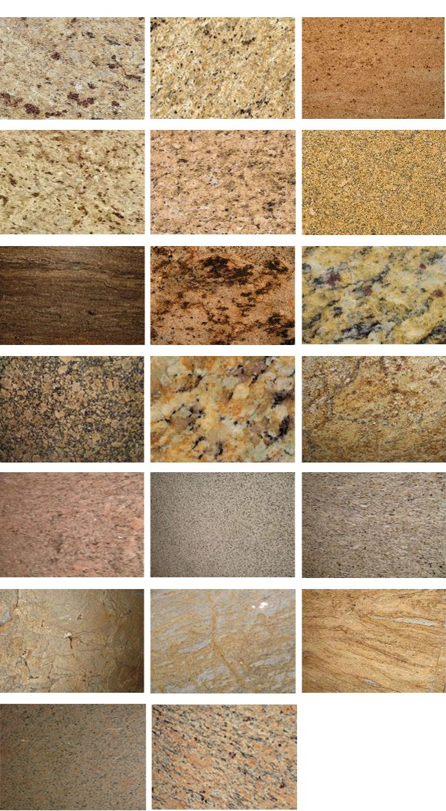 Types Of Granite : Best ideas about types of granite on pinterest