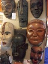 The Noordhoek Art Gallery shop focuses on intriguing,highly collectable, object de art.