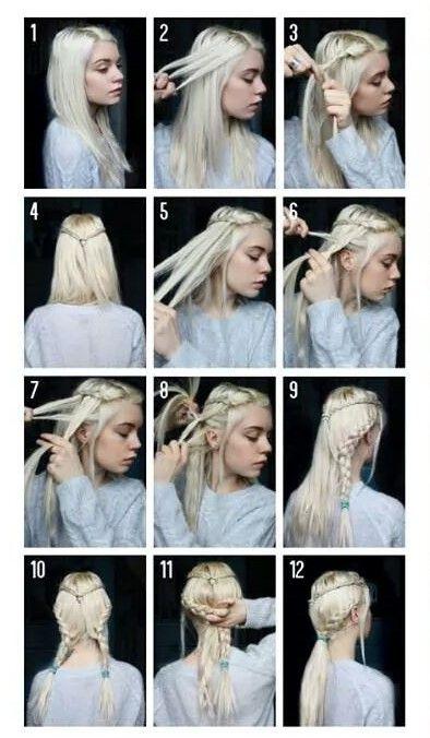 Khaleesi style