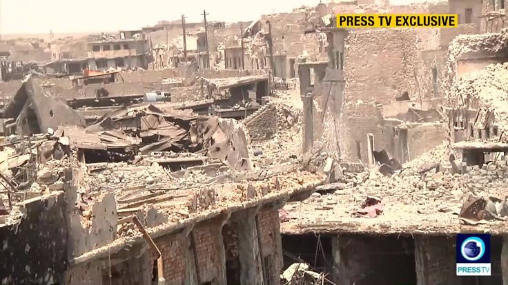 Some 350 to 400 Daesh terrorists are believed to be surrounded in an area of less than one square kilometer.  PressTV's Altaf Ahmad reports from Mosul