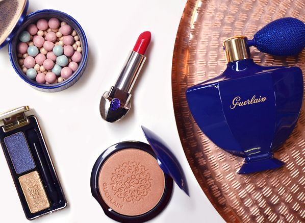Guerlain Shalimar Christmas: The Swatches