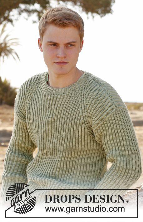 Free Pattern | Maglieria da uomo, Modelli di maglione fatti