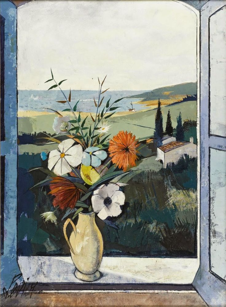 Charles Levier (French, 1920- 2003)