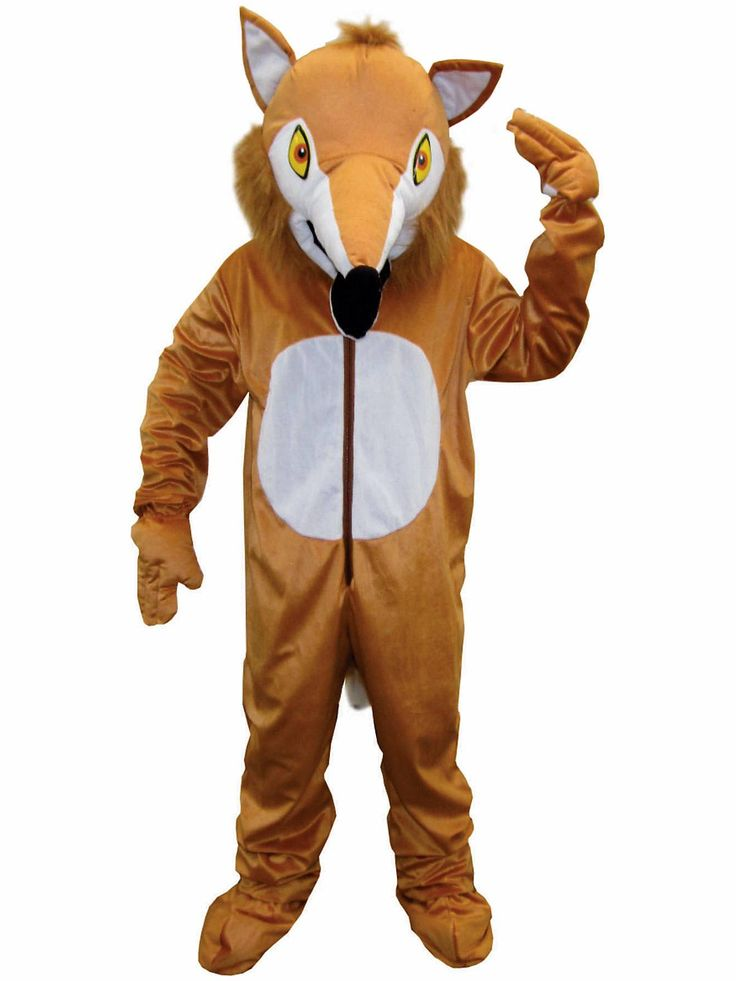 fox mascot costume wholesale mascot costumes for men - Halloween Novelties Wholesale